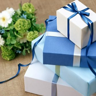 surprise wedding present