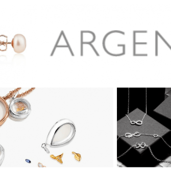 argento header collage