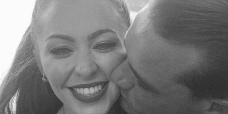 Natasha Hamilton is engaged