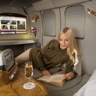 Emirates honeymoon