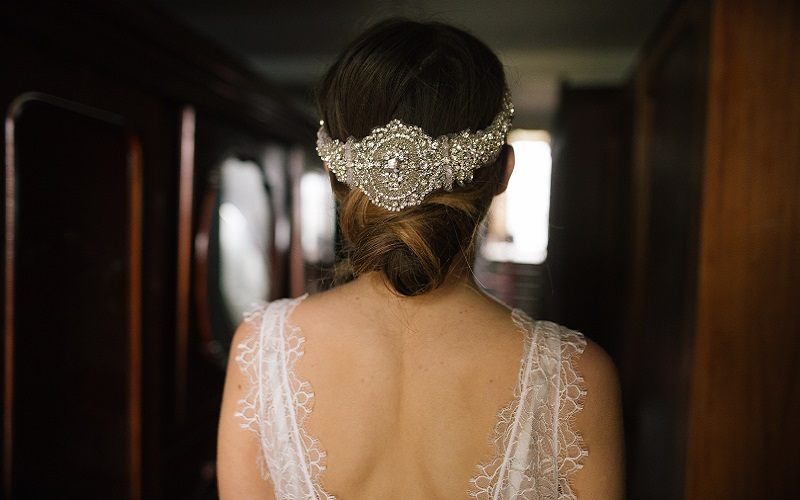 Stunning Bridal Hair By Gemma Managh Session Styling
