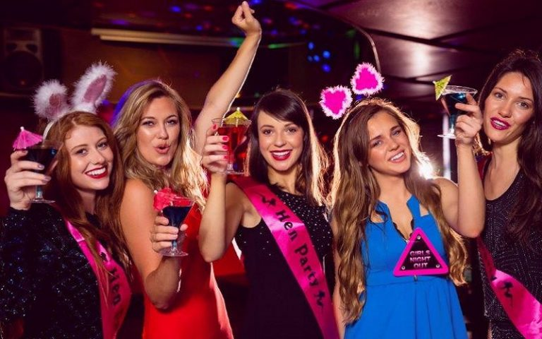 popular hen party destinations 2017