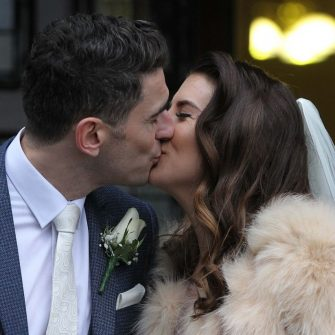 Bernard Brogan wedding