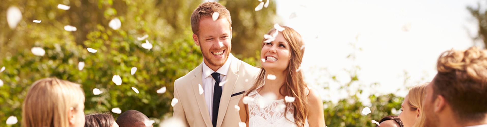 Advice On Planning An Outdoor Summer Wedding Wedding Journal
