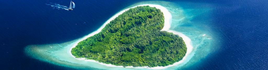 heart island honeymoon