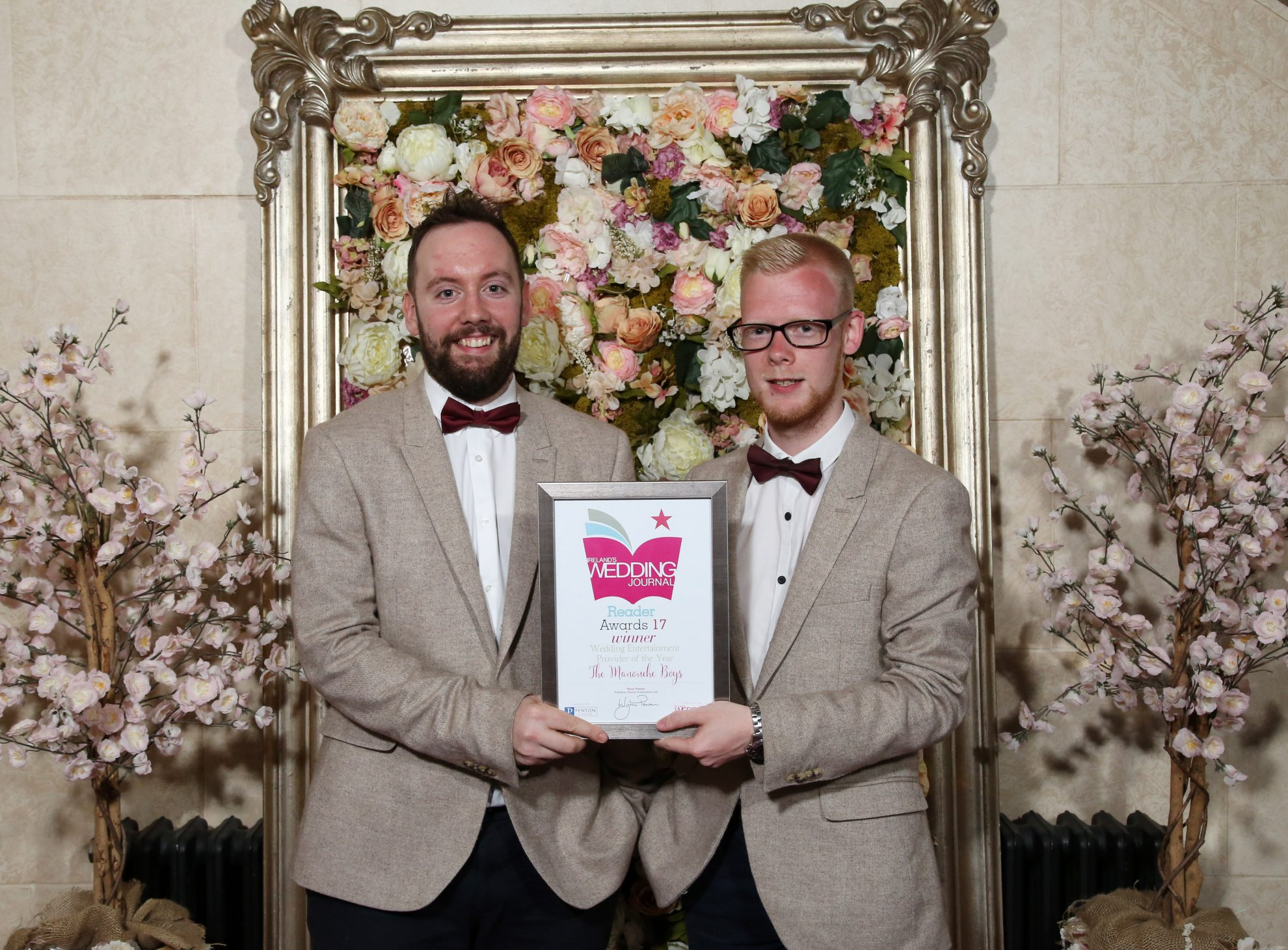 wedding journal reader awards