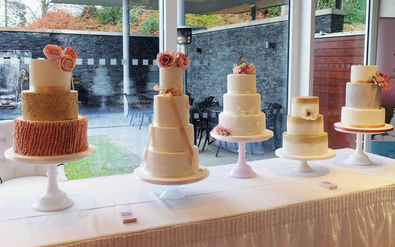 Top 5 Wedding Cake Designers In Ireland
