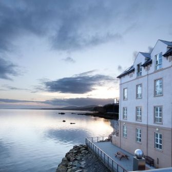 Redcastle Oceanfront Golf & Spa Hotel