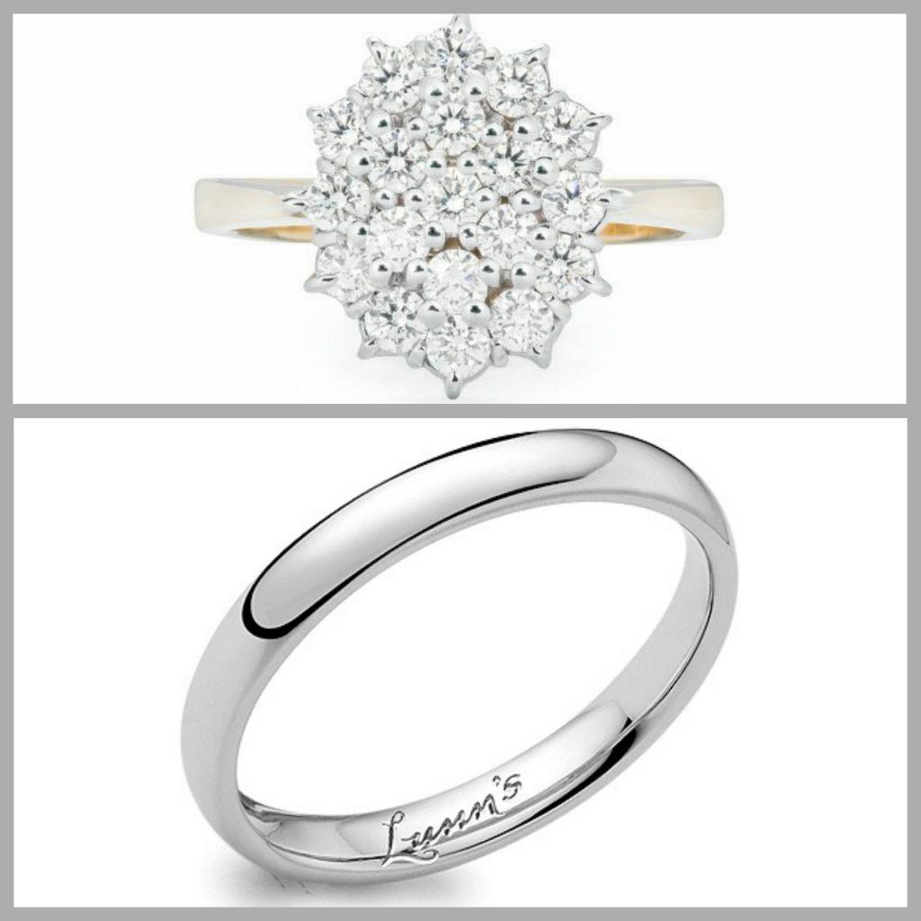 Appleby Halo Ring