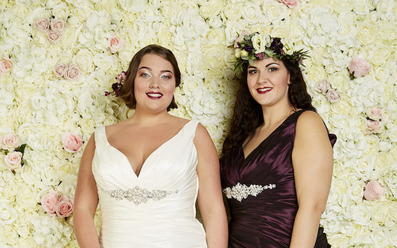 dfa84b16a5 Curvy Bridesmaids  Latest Plus Size Dresses   Trends