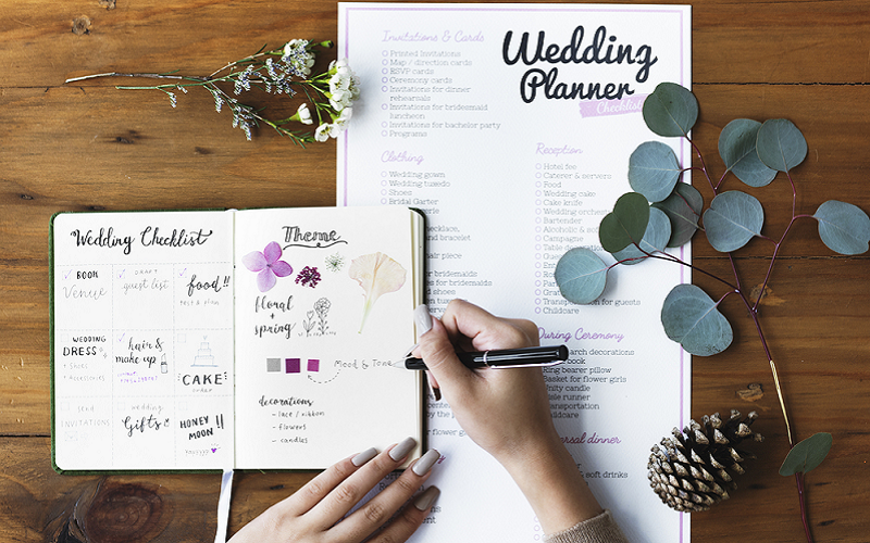 4e9658d1d8316 Professionals Guide to Becoming a Wedding Planner | Wedding Journal