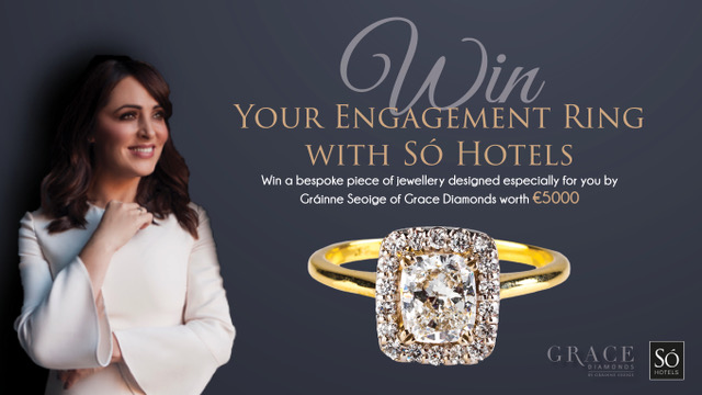 Win Your Engagement Ring With So Hotels And Grace Diamonds