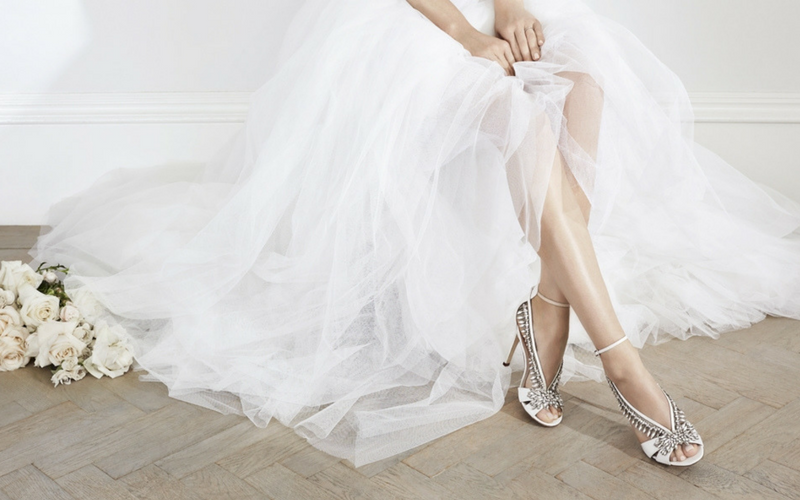 6d0613d9c49 Brown Thomas Launches New Bridal Shoe Range