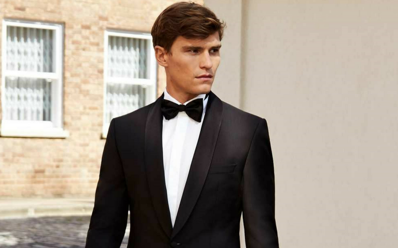 2bd6dac6e14e Which Tuxedo Colour Is Best For Your Groom? | Wedding Journal