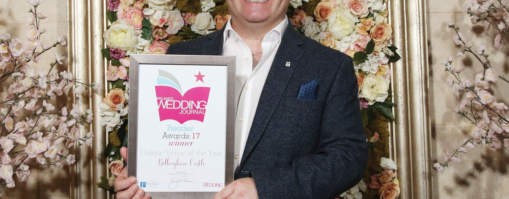 Wedding Journal Reader Awards 2017 - Unique Venue Award