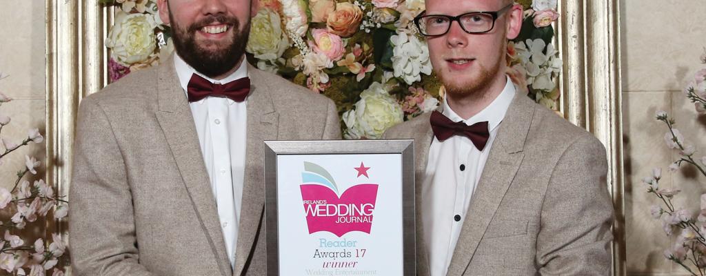 Wedding Journal Reader Awards 2017 - Wedding Entertainment Award