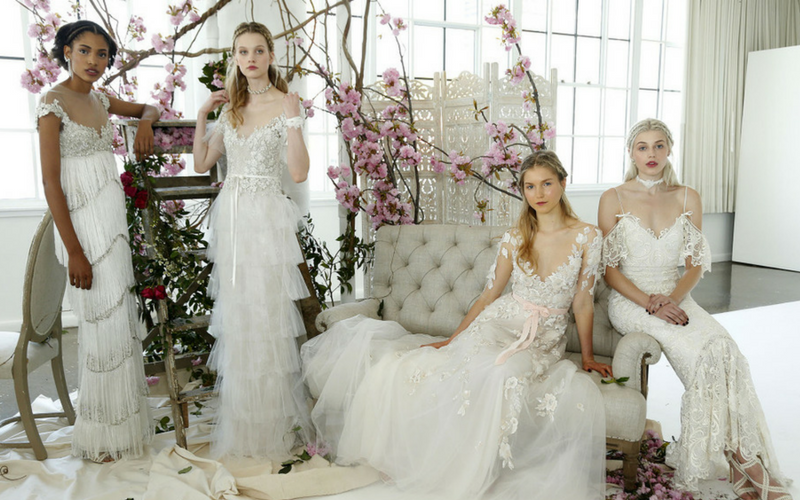 314a2f0e173c The Perfect Wedding Dresses for Spring Brides | Wedding Journal