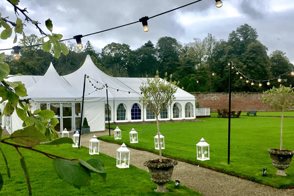 Drenagh House Estate Marquee