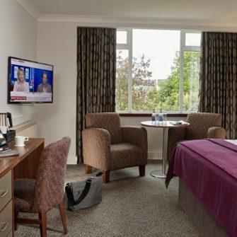 Sligo Park Hotel Standard Room
