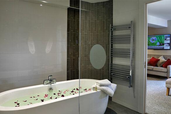 Sligo Park Hotel Bathroom