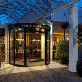 Sligo Park Hotel Entrance