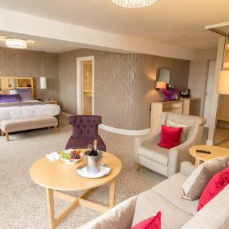 Sligo Park Hotel Honeymoon Suite