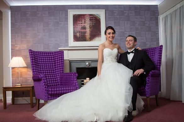 Sligo Park Hotel Couple Shot