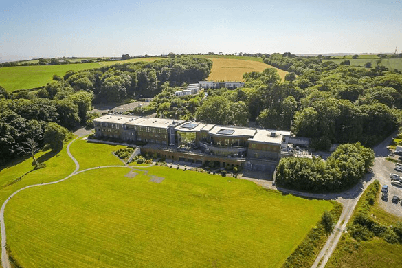 Macdonald Kinsale Hotel & Spa Grounds