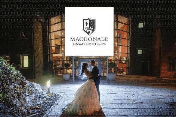 Macdonald Kinsale Hotel & Spa Exterior and Logo