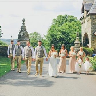 Beech Hill Wedding Party