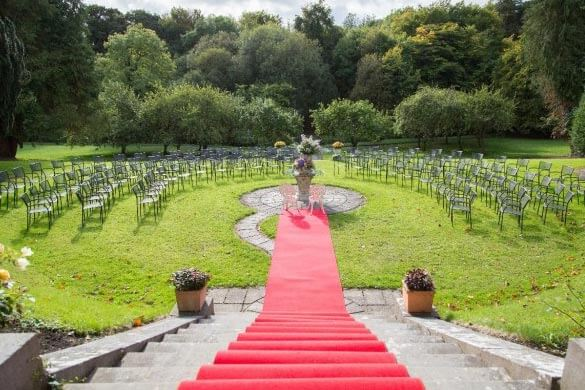 Boyne Hill Outdoor Ceremony