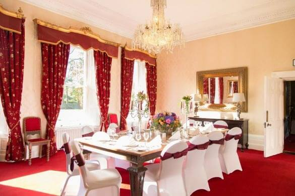 Boyne Hill Dining Room