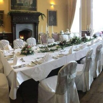 Kinnitty Castle Hotel Dining