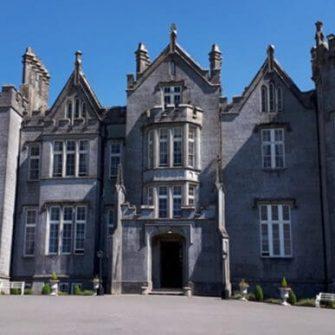 Kinnitty Castle Hotel Exterior