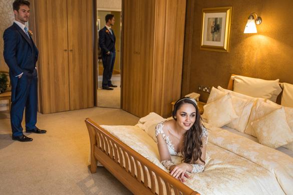 Rosspark Hotel Bridal Suite