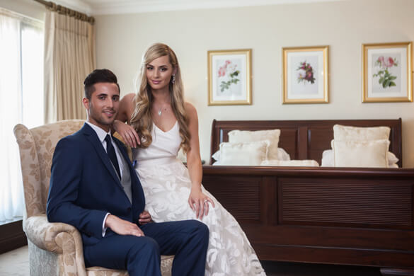 The Slieve Russell Bridal Suite