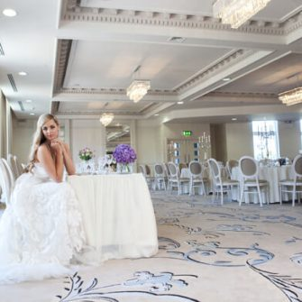 The Slieve Russell Bride in Reception Room
