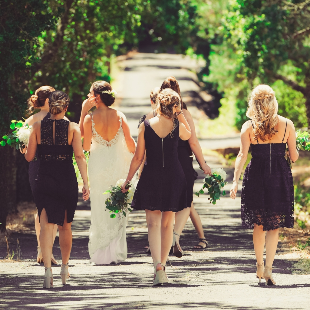 What Does A Bridesmaid Do?