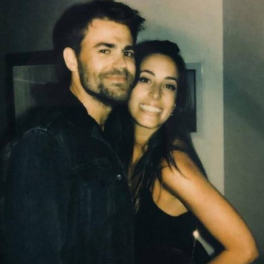 Vampire Diaries' Paul Wesley Is Married