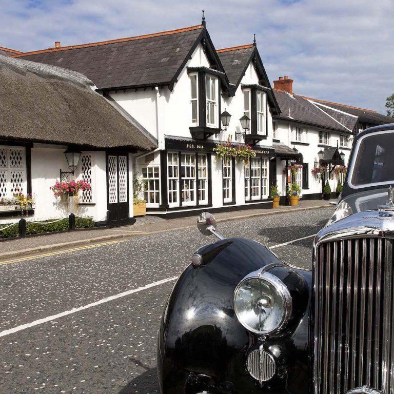 Old Inn, Crawfordsburn