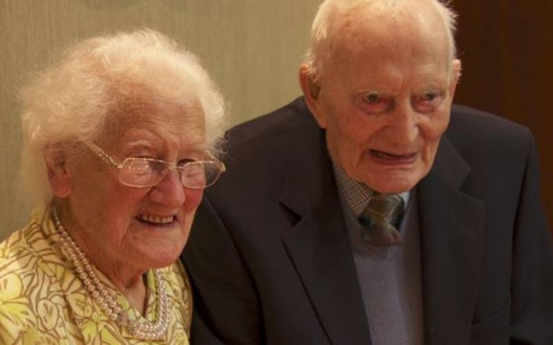 Joe and Nellie Graham