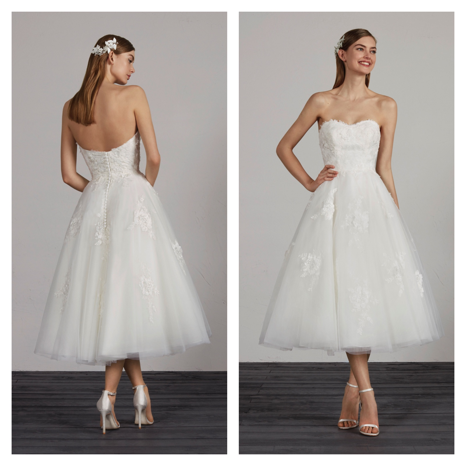The Perfect Wedding Gown: The Perfect White Wedding Dress