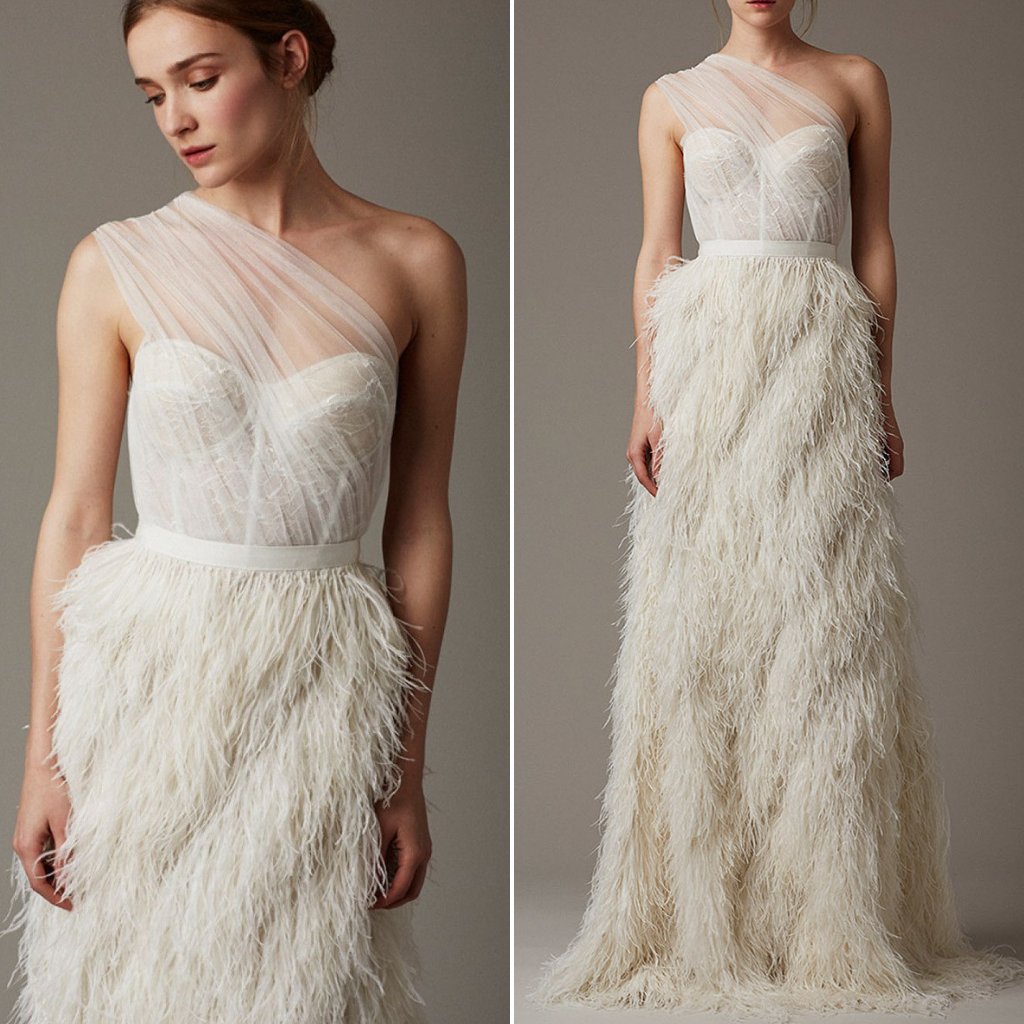 Feathered-Dresses-Met-Gala-2019-Lela-Rose