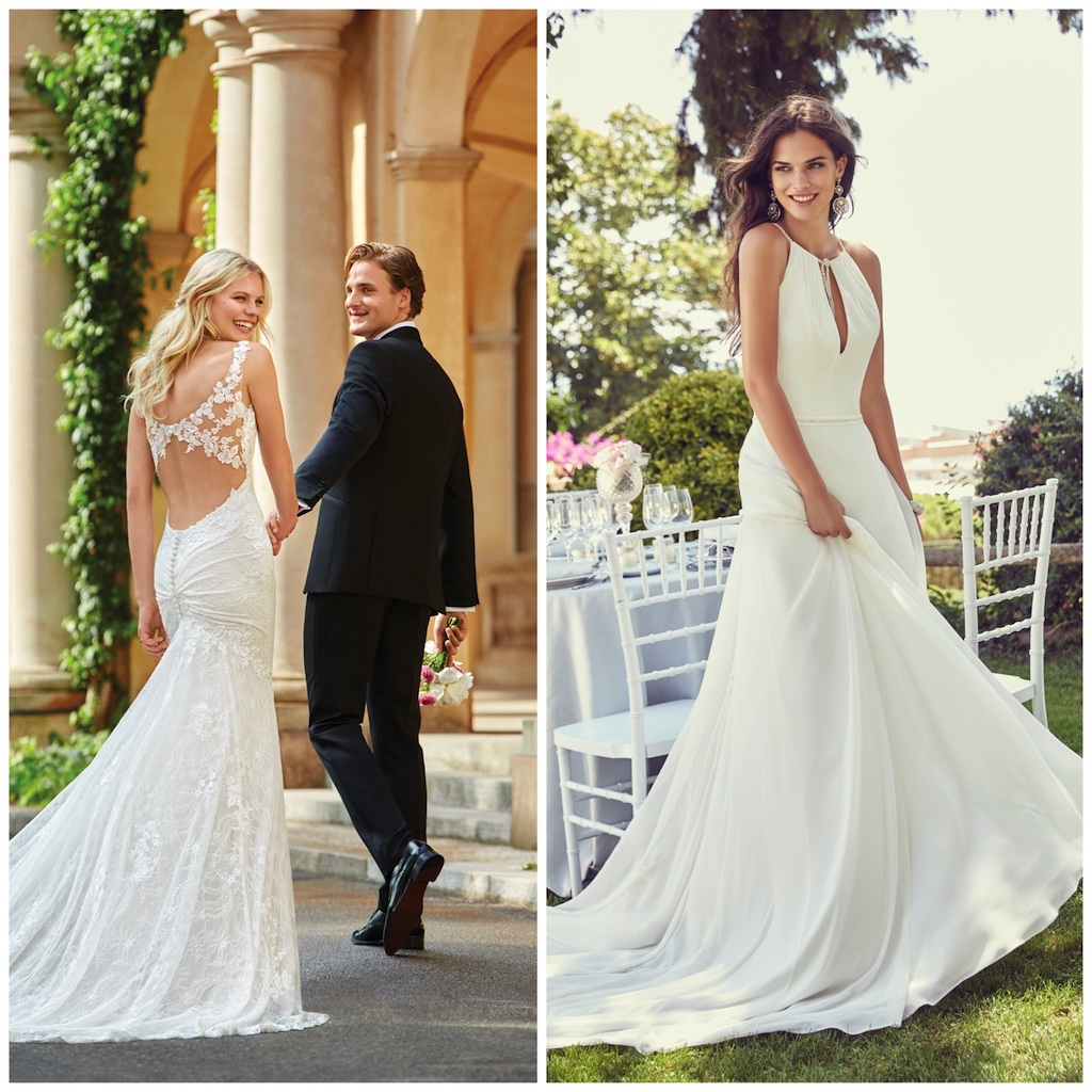 Light Wedding Dresses For Abroad: 8 Sexy Summer Wedding Dresses