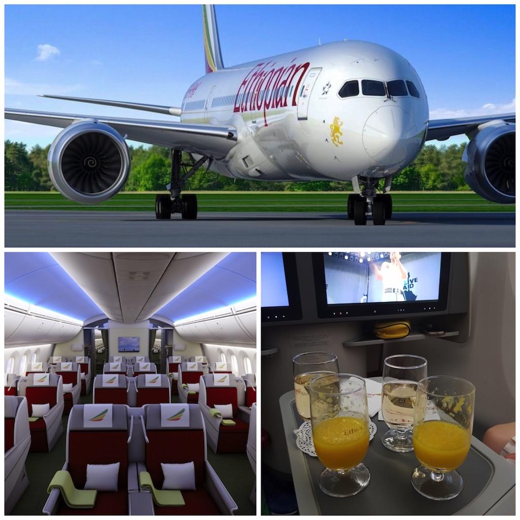 Ethiopian Airlines Cloud 9