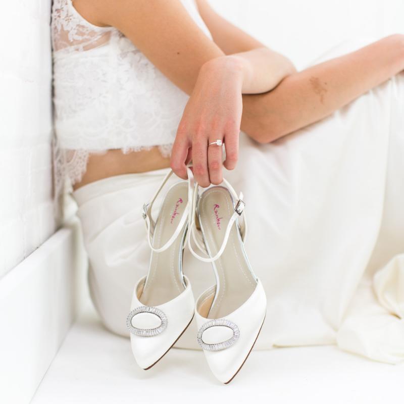 06a229d0d00 WIN Your Dream Pair Of Wedding Shoes | Wedding Journal