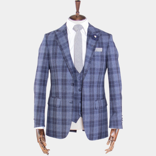 Freddie-Hatchet-Blue-Check-Suit