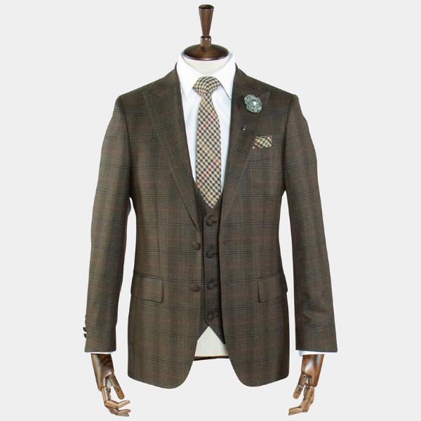 Freddie-Hatchet-Green-Tartan-Suit