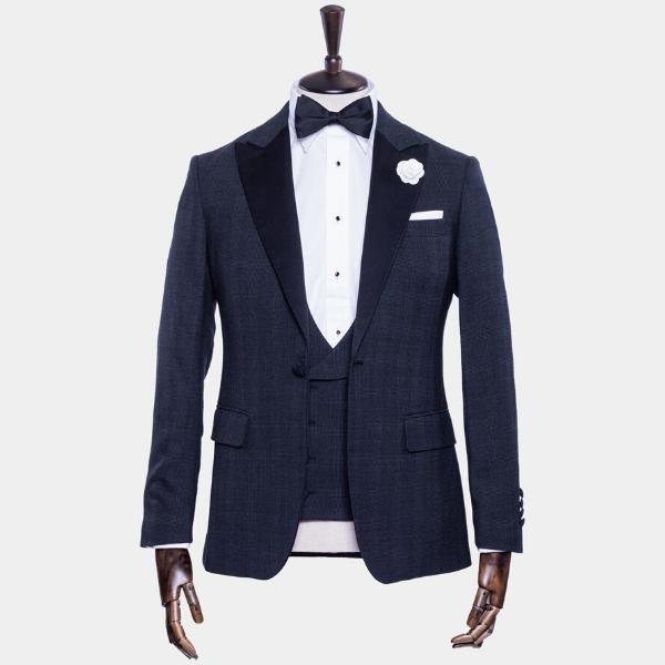 Freddie-Hatchet-Navy-Check-Tux-Suit
