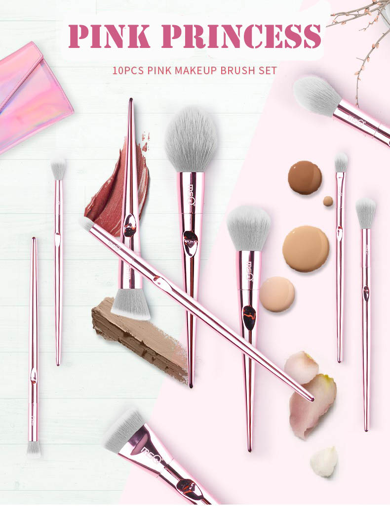 Beauty-Belle-Pink-Princess-Brushes